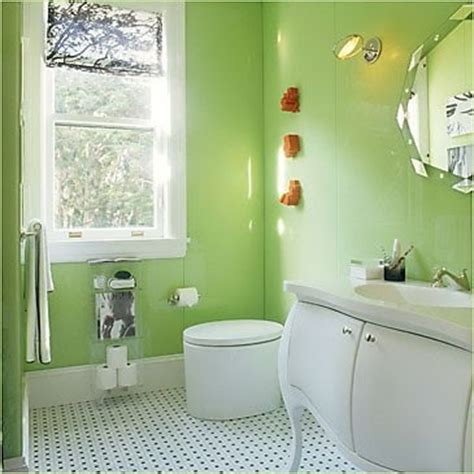 small bathroom look bigger small bathroom chic vibrant colors make small bathrooms