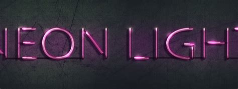 awesome photoshop tutorial 3 neon lights designbent create an easy neon light text effect in photoshop medialoot