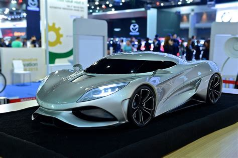 koenigsegg thailand koenigsegg utagera concept by 15 year old boy drivers