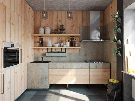 wood kitchen designs 20 sleek kitchen designs with a beautiful simplicity