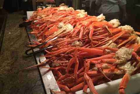 Best Buffets In Las Vegas For Seafood Thrillist Crab Buffet Near Me