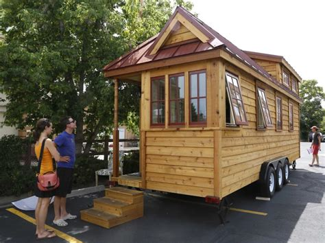 tiny house studio tiny house on wheels nicer than studio apartments tiny