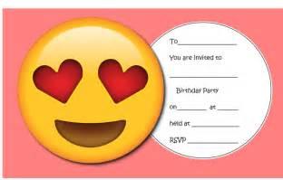 Throw the ultimate emoji party free emoji printables emoji