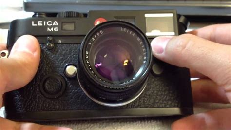 leica m6 basic guide to leica m6 ttl