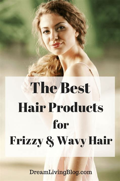 Top 8 Products To Reduce Hair Frizz by How To Style Wavy Frizzy Hair