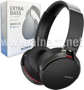 Headband Blutooth Stereo Wireless Headset Ikat Kepala jual headphone bluetooth sony bass mdr xb950bt