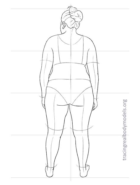 6 new real body models 33 fashion figure templates