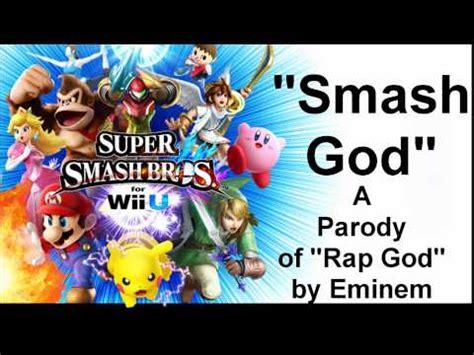 i m on one parody lyrics in description smash god rap god parody lyrics in description youtube