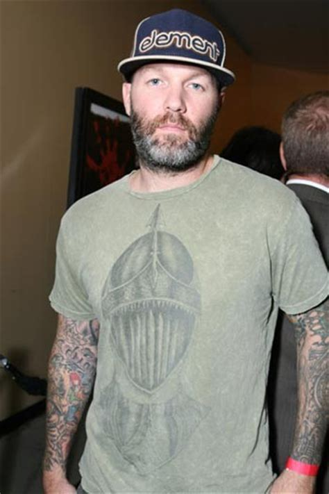 fred durst tattoos limp bizkit is baaaaack fred durst says the band is