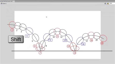 flash tutorial keyframes bouncing ball tutorial using keyframes flash youtube