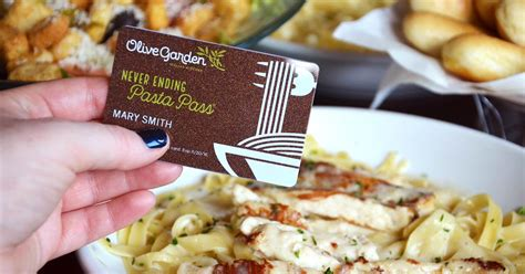How To Get A Sold Out Olive Garden Never Ending Pasta Pass Today How To Get A Sold Out Olive Garden Never Ending Pasta Pass