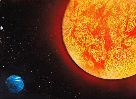 spray paint earth spray paint sun and earth by tibigrecu on deviantart