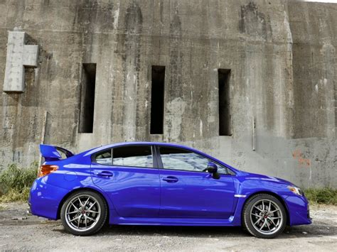 subaru sports car 2016 10 4 door sports cars autobytel com