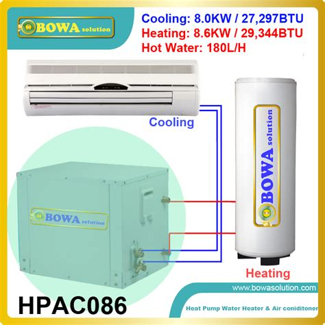 Water Heater Air Conditioner heat water heater air conditioner combination