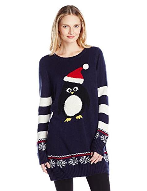 Tunic Pinguin blizzard bay penguin santa tunic length sweater
