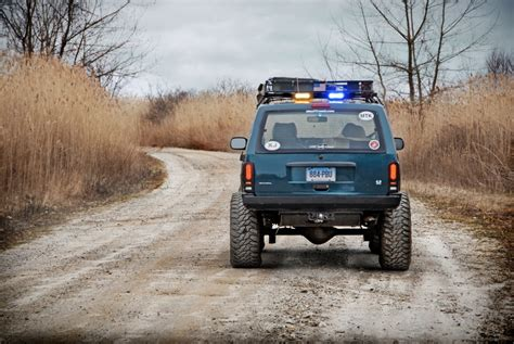 light guards jeep forum