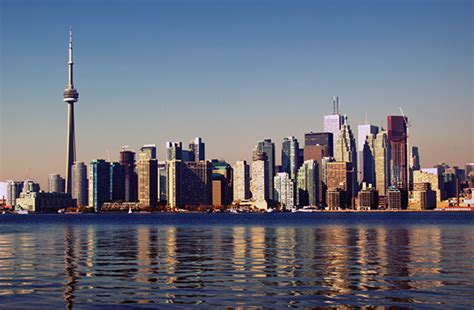 Trump Tower by How Much Toronto S Skyline Has Changed In 10 Years