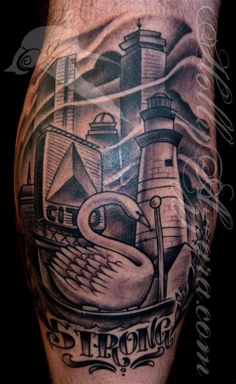 tattoo shops watertown ny boston strong tribute by azzara tattoonow