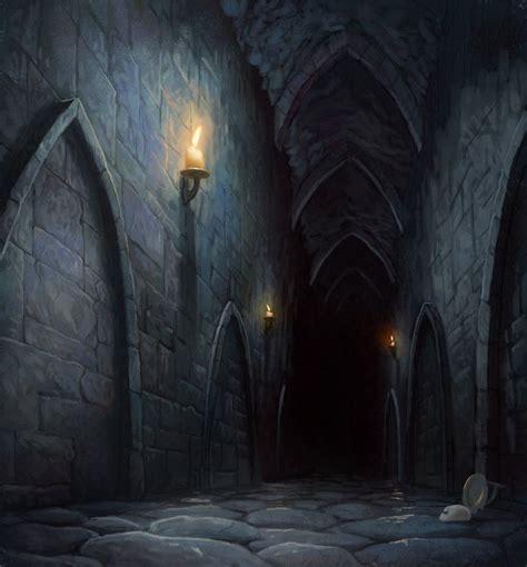 fantasy underground film room underground caves in the sidhe halls looking through