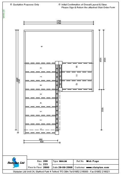 stair plan staircases made to measure staircase drawing of a half