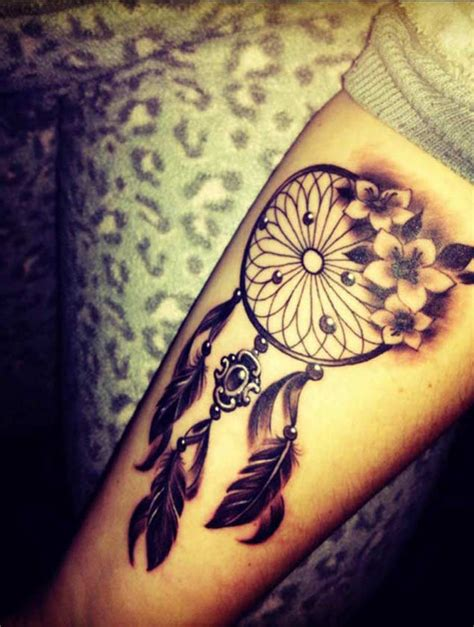 150 most popular dreamcatcher tattoos and meanings april