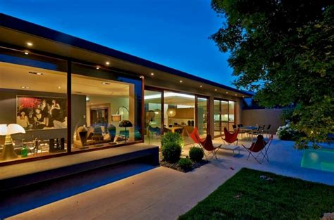Rénovation et extension d?une maison contemporaine à Bordeaux   Vivons maison