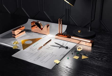 Tom Dixon Copper Stationary To Launch At Maison Objet