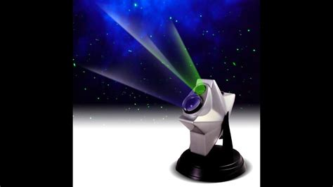 laser cosmos light projector unboxing and review