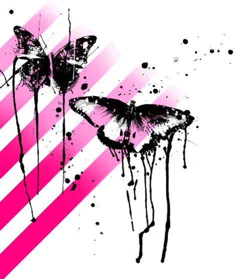 imagenes de mariposas blancas y negras dibujo de mariposas negras imagen 4282 im 225 genes cool
