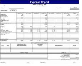 accounts expense report excel template accounts expense report xls