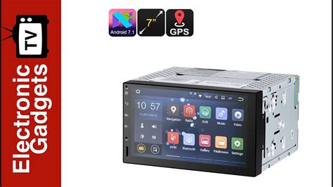 2 player android 7 inch 2 din android 7 1 car stereo hd car dvd player