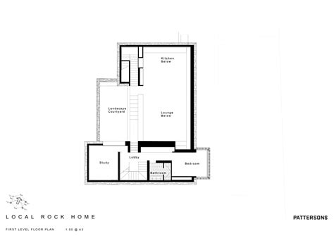 local house plans gallery of local rock house pattersons 10