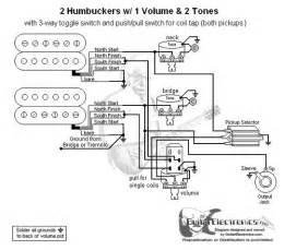 guitar wiring diagram 2 humbuckers 3 way toggle switch 1