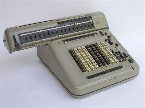 calculator btg rotary calculators diehl vsr 18