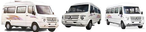 16 Seater Tempo Traveller Hire in Delhi | Ac Tempo ...