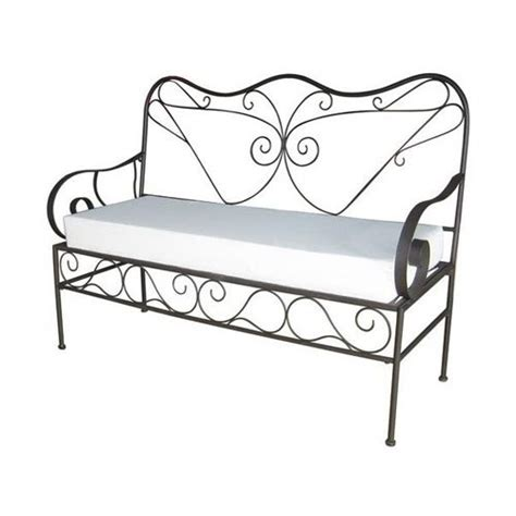 iron sofa wrought iron sofa bed designs thesofa