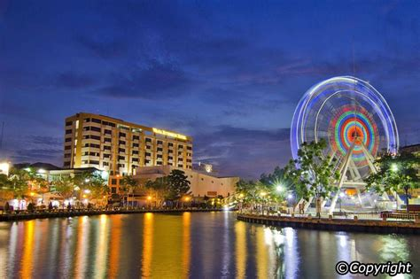 malacca nightlife  popular nightlife spots