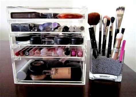 How To Organize Makeup Drawer by How To Organize Your Makeup Clean And Scentsible