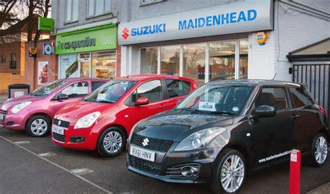 Suzuki Franchise New Suzuki Franchise Opens For Business In Maidenhead