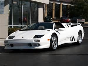 Lamborghini Diablo Vt 1999 Lamborghini Diablo Vt Roadster