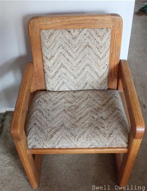 swell dwelling refinished oak dining chairs