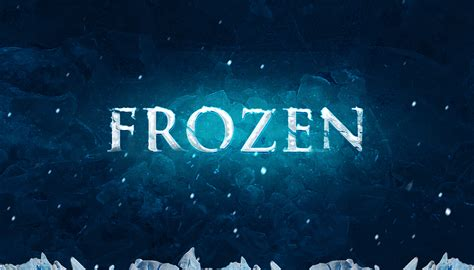 Create Realistic Frozen Text Effect in Photoshop - PSD Vault Indesign Tutorials Cs6