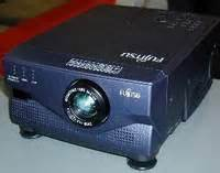 Projector Fujitsu fujitsu projectors fujitsu lpf 6200 3 lcd projector