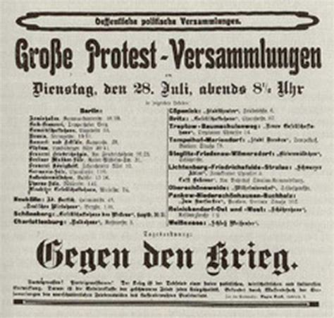 wann war der erste krieg ver di 1 august 1914 der erste weltkrieg beginnt