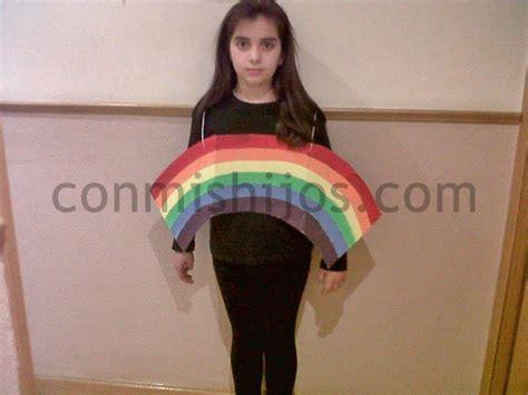 disfraz casero para beb s de arcoiris disfraces caseros y disfraz arco iris ni 241 o imagui