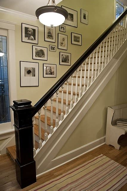 1000 ideas about painted banister on