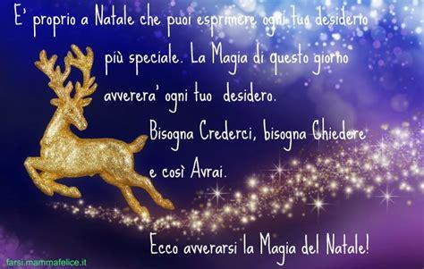 lettere di auguri natalizi frasi di auguri la magia natale frasi mammafelice