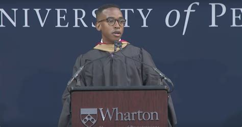 Penn Wharton Mba by Penn Grad S Viral Speech Now Is The Time To Start Being