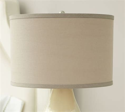 Nice Home Depot Floor Lamps #9: Lamp-shades-near-me-floor-lamp-shade-replacement-straight-sided-linen-drum-lamp-shade.jpg