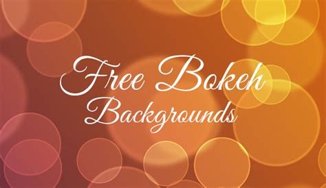 Check My Own Background Free 200 Free Bokeh Background Images And Premium Collections Dev Resources